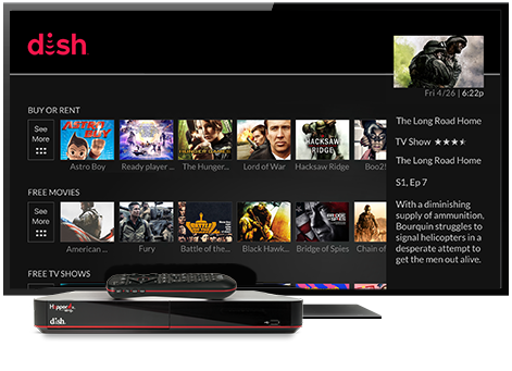 Ondemand TV from DISH | Sky Systems